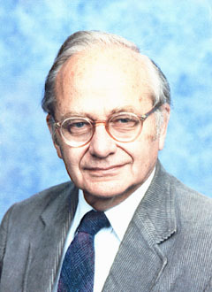 Dr David H. Hubel