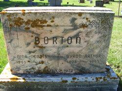Nina <I>Norris</I> Borton