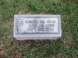 Herchel Ray Adams