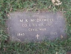 Moses Keeney McDowell