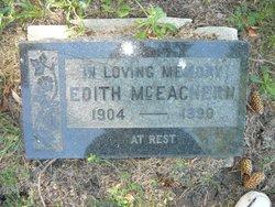 Edith <I>Johnson</I> McEachern