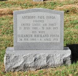 Elizabeth Haviland Fonda