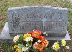 Lena Katherine <I>Schneider</I> Ladewig