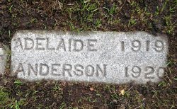 Adelaide Nell Anderson