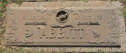 Ronnie Lee Abbitt