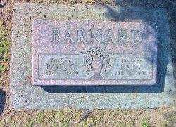 Daisy G <I>Gibbs</I> Barnard