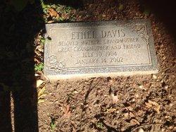 Ethel May <I>Mackey</I> Davis