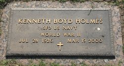Kenneth Boyd Holmes