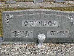 Edna Irene <I>Mathews</I> O'Connor