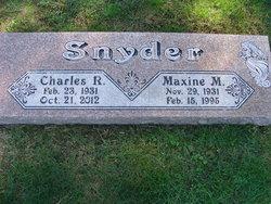 Charles R Snyder