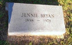 Jennie Bryan