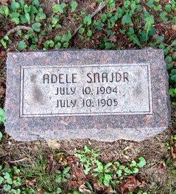 Adele Snajdr