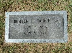 Walter Henry March, Sr.