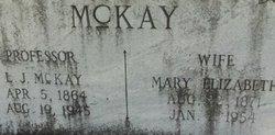 L. J. McKay
