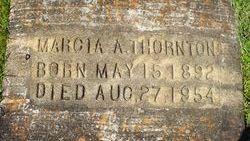 Marcia A. Thornton