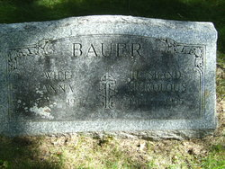 Nickolous Bauer