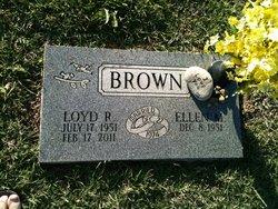 Loyd R Brown