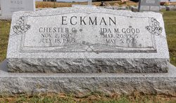 Chester Charles Eckman