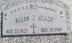 Allen J. Glaze