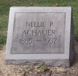 Nellie Pearl <I>Murphy</I> Achauer