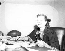 Violet Bidwill Wolfner