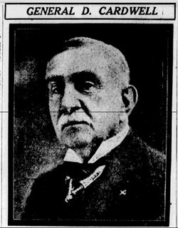 David Adams Cardwell, II