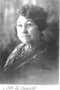 Ida D. <I>Newell</I> Thoreson