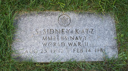Samuel Sidney Katz