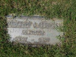 Margaret Augusta <I>Meyer</I> Burwash