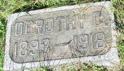 Dorothy C Carlson