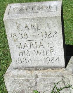 Maria P Carlson