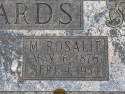 Mary Rosalie <I>Larson</I> Inwards