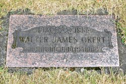 Walter James Okert
