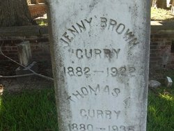 Jenny Brown Curry