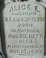 Alice E. McClure