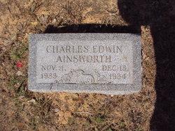 Charles Edwin Ainsworth