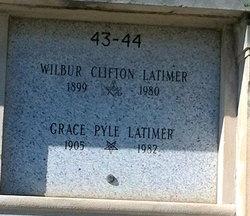 Grace Elizabeth <I>Pyle</I> Latimer
