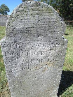 Anna <I>Gingrich</I> Wenger