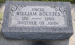 William Boltjes