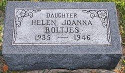 Helen Joanna Boltjes