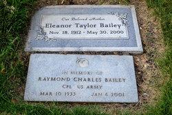 Eleanor <I>Taylor</I> Bailey