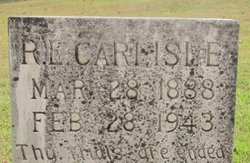 Richard Emmett Carlisle