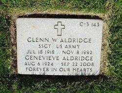 Glenn William Aldridge