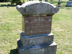 "Evangeline H. ""Eva"" <I>Holder</I> Claypool"