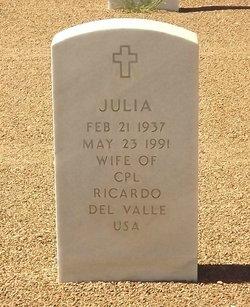 Julia Del Valle