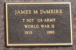 James M Demeire