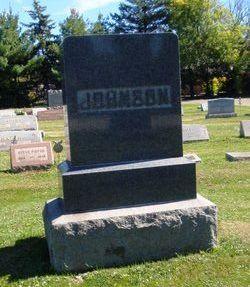 Mary <I>Alden</I> Johnson