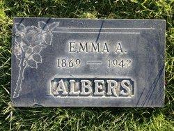 Emma <I>Bean</I> Albers