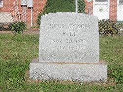 Rufus Spencer Hill