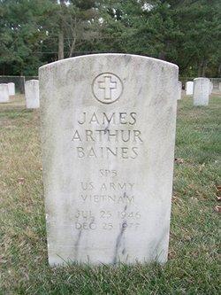 James Arthur Baines, Sr